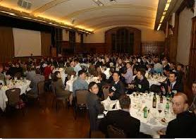 dinner banquet